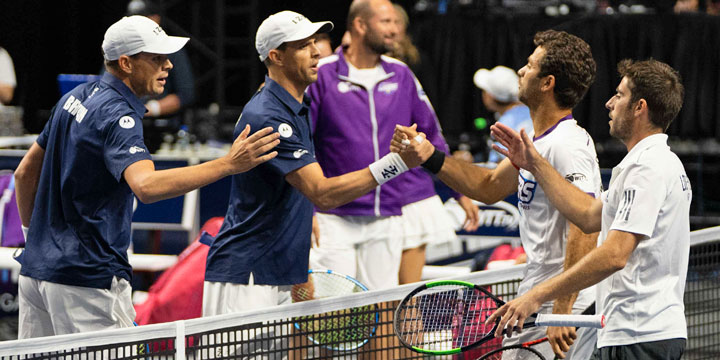 Springfield Lasers Jean Julien Rojer Bryan Bros Feature 1